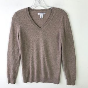 Amazon Essentials Cashmere V-Neck Sweater #934